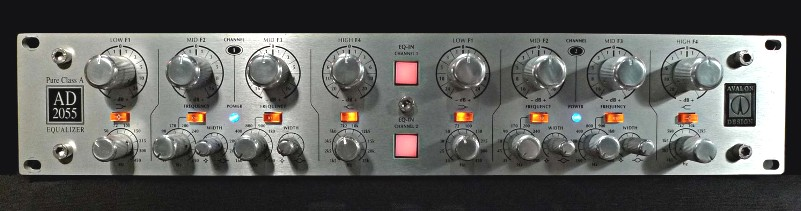 AVALON AD2055 Parametric Equalizer