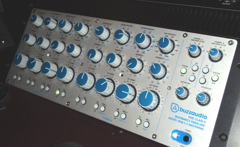 Buzz Audio REQ2.2 Mastering Equalizer
