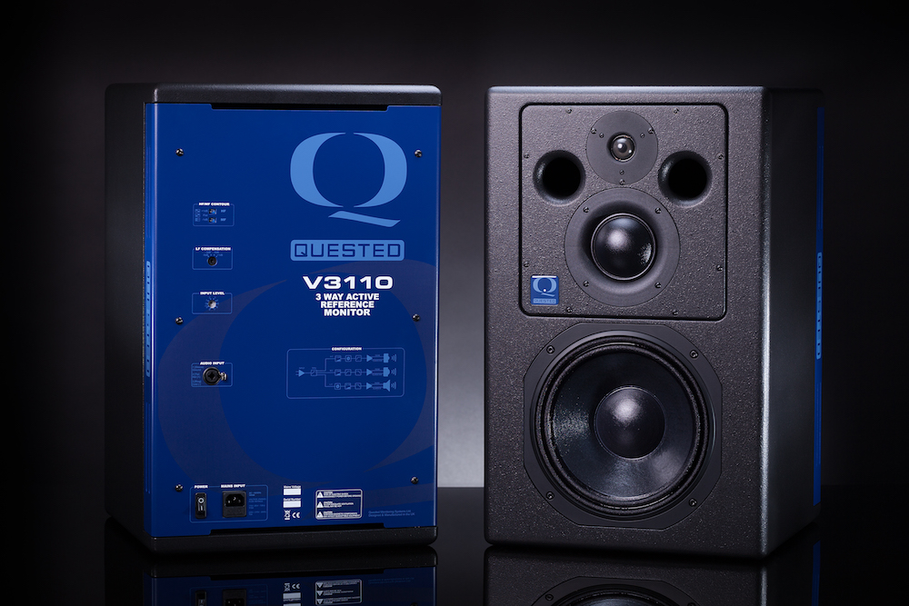 QUESTED V3110A Full Range Monitors